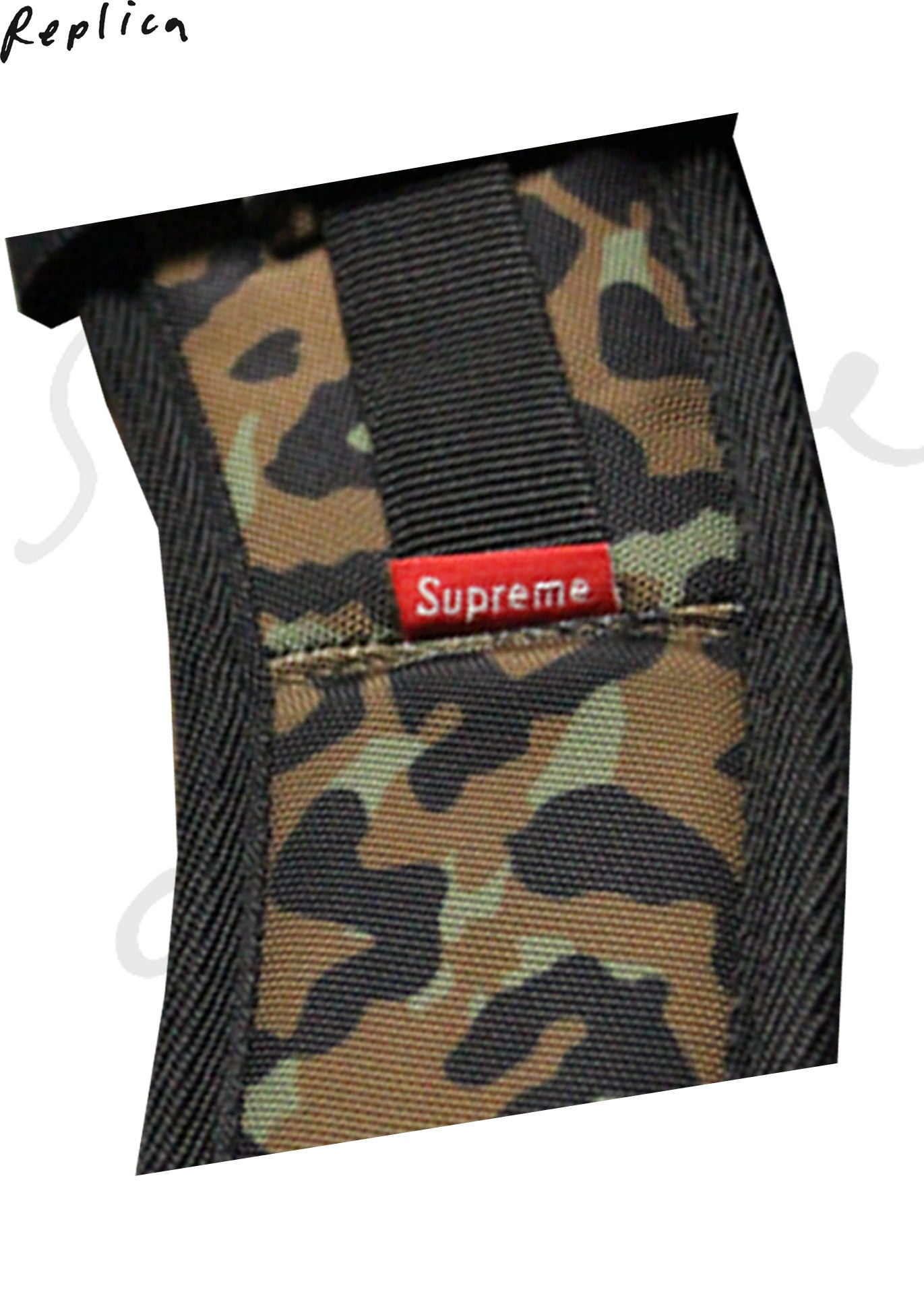 Supreme Guide 28th Leopard Backpack (S/S 2010)