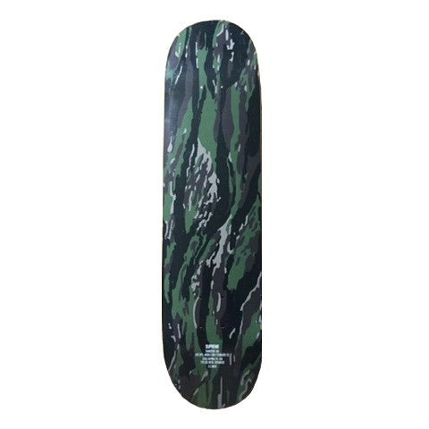 "1998 Supreme ""Tiger Camo"" Deck"
