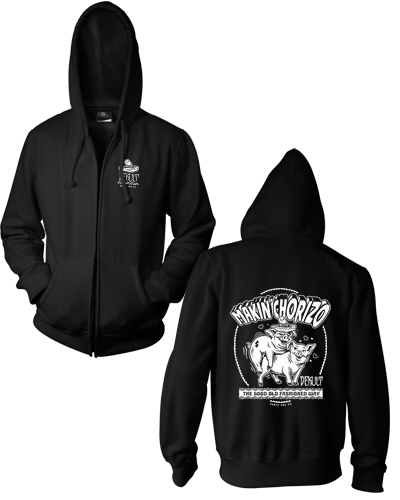 Dekult Makin' Chorizo Zip Hoodie(Free Shipping All US Orders)
