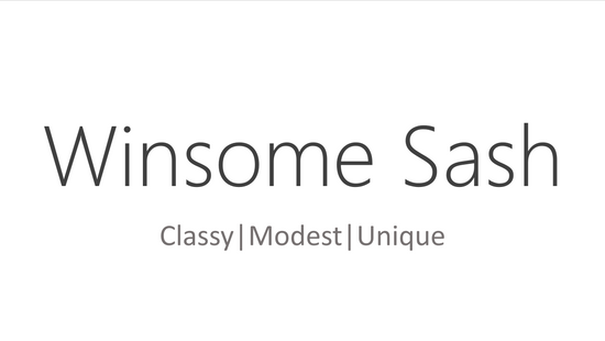 Winsome Sash Boutique