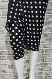 Polka-dot Athletic Skirt