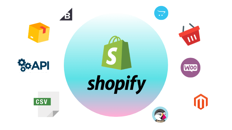 MIGRATION TO SHOPIFY