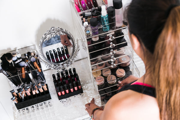 N2 Makeup Co. | 8 Reasons Why You Need To Organize Your Makeup Now!