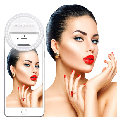 N2 LED Selfie Ring - N2 Makeup Co - Acrylic Makeup Organizers