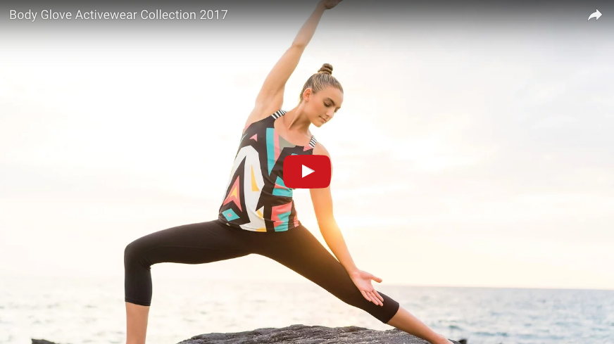 Active Wear Collection 2017