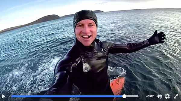 Alaskan Surf Adventure with Alex Gray and Anthony Walsh