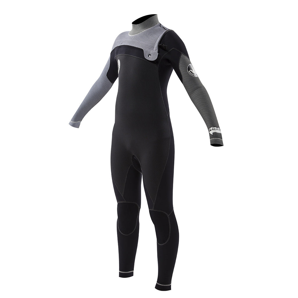 Junior Prime 3/2 Slant Zip Fullsuit
