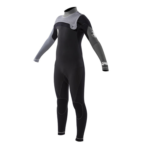 Junior Prime 4/3 Slant Zip Fullsuit