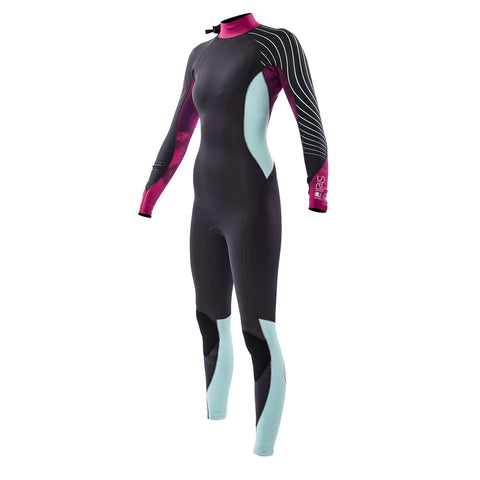 Women's Stellar 3/2 Back Zip Fullsuit