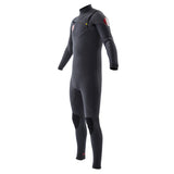 Red Cell 4/3 Slant Zip Fullsuit