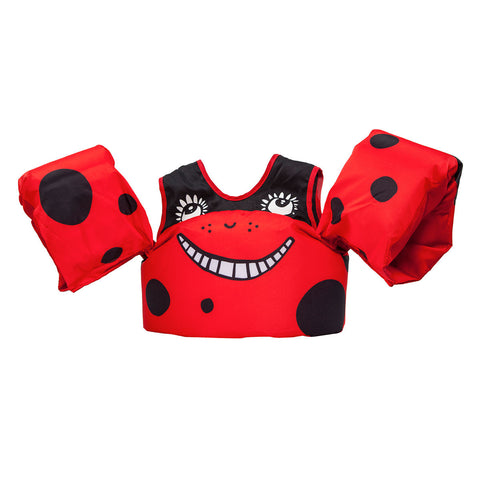 Lady Bug Paddle Pals Swim Life Vest