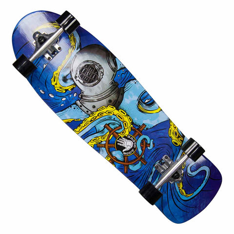 "32"" Offshore Octo Cruiser Skateboard"