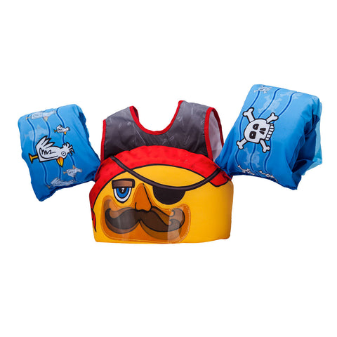Pirate Paddle Pals Motion Swim Life Vest