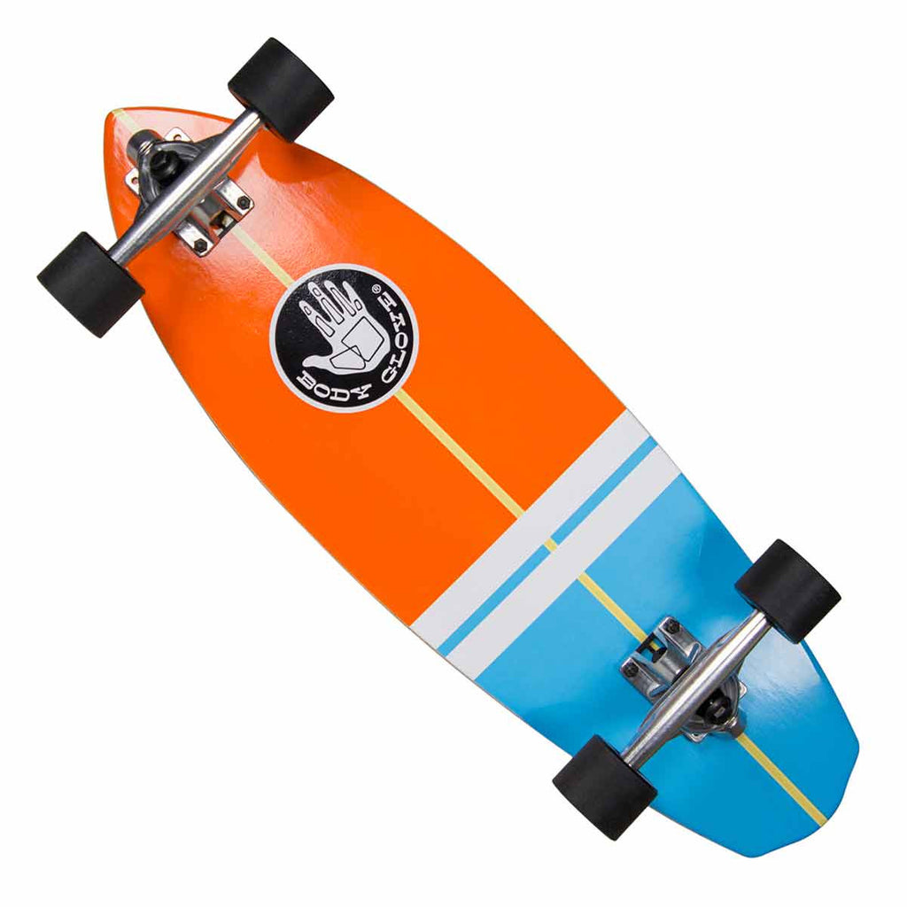 "28"" Surfslide Cruiser Skateboard"