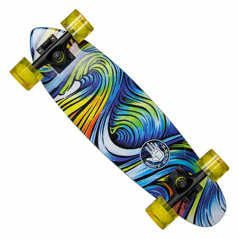 "24"" Surf Trip Cruiser Skateboard"