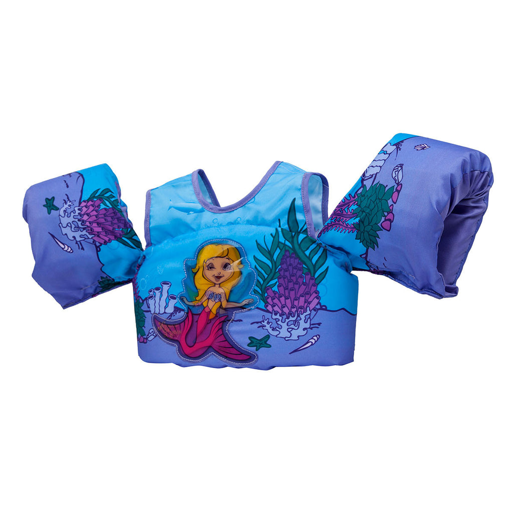 Mermaid Linden Paddle Pals Motion Swim Life Vest