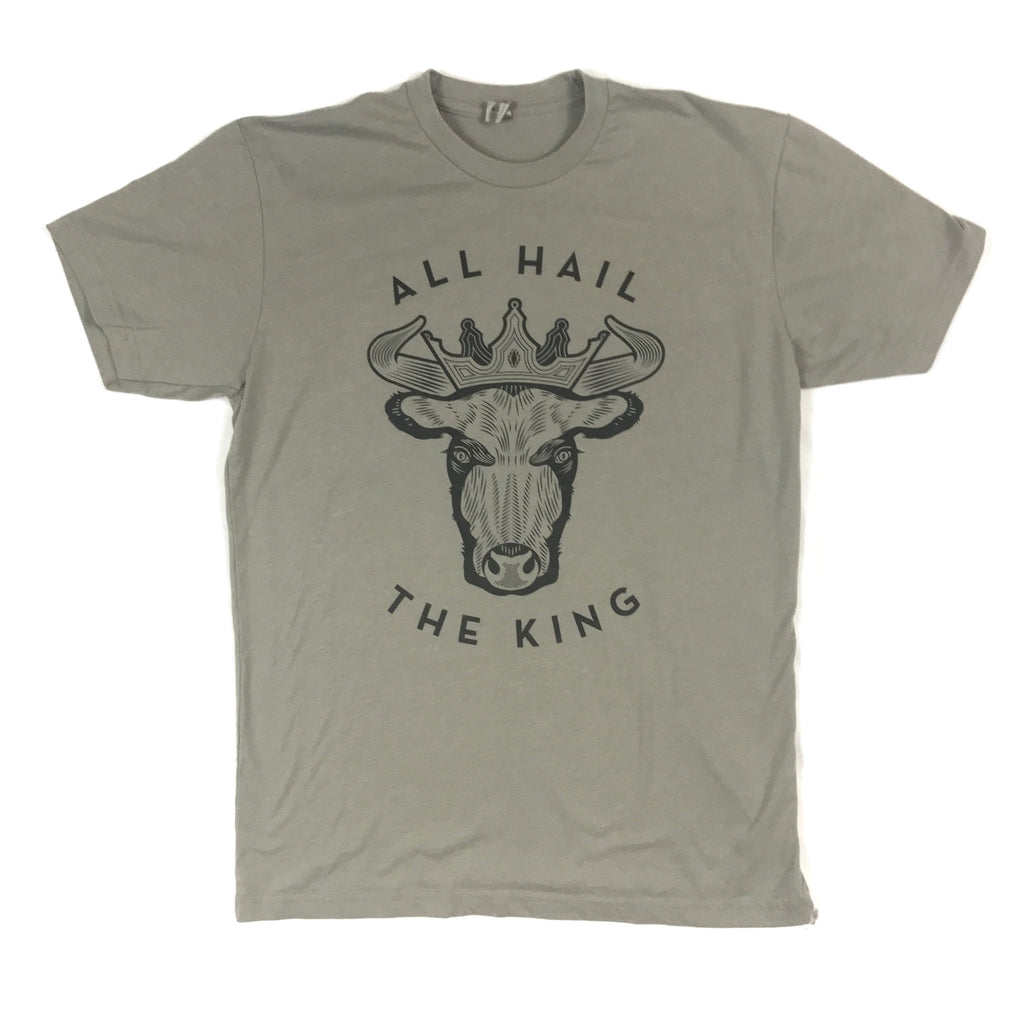 'All Hail the King' T-Shirt