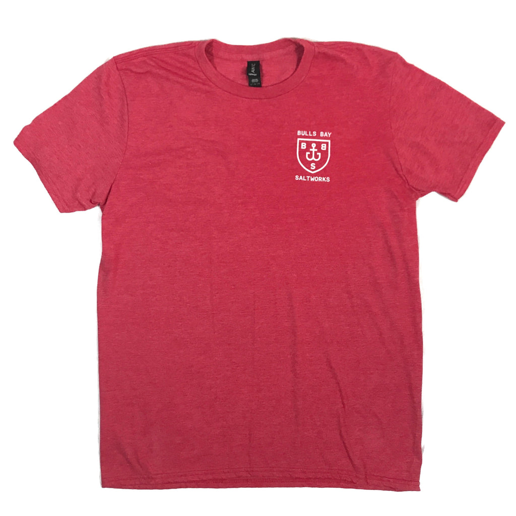 'Red BBSW Logo' T-Shirt