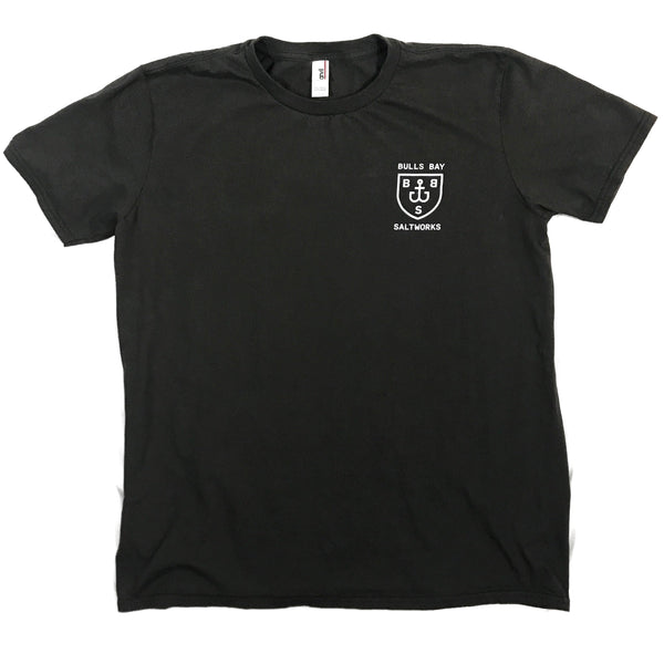 'Black BBSW Logo' T-Shirt