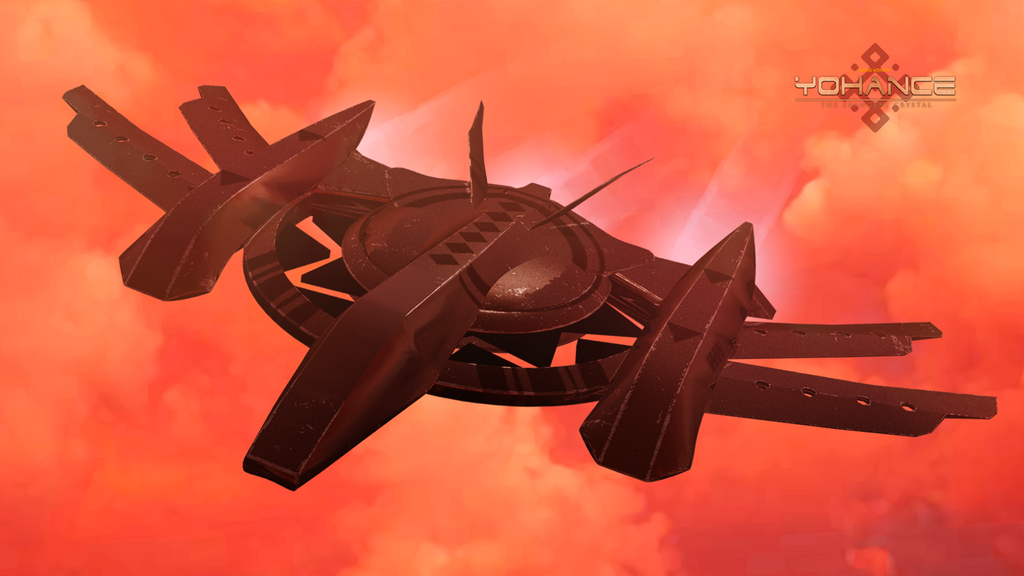 First Look at Yohance's Ship the Ki-Wara
