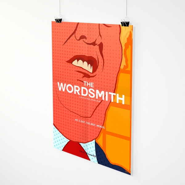 The Wordsmith Poster