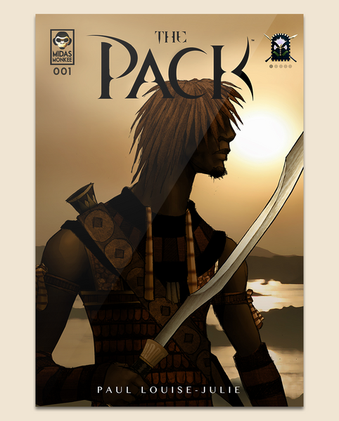 The Pack Vol 1: A Wolf in Egypt