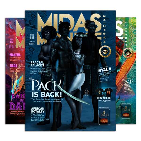 Prepaid Midas Monkee Magazine Subscription