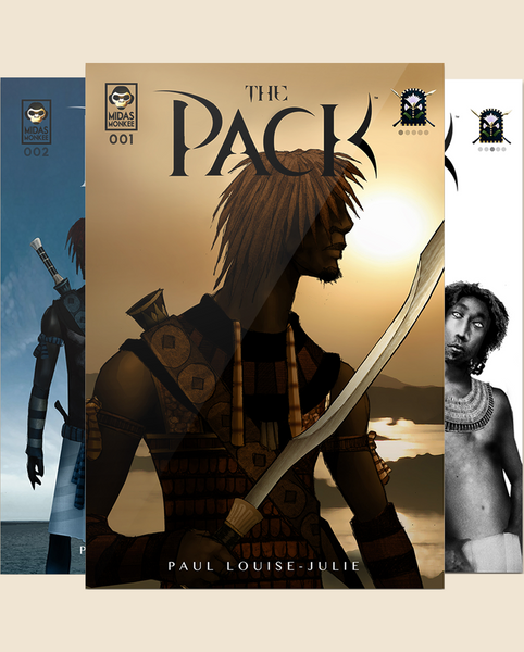 The Pack 1-3 Bundle