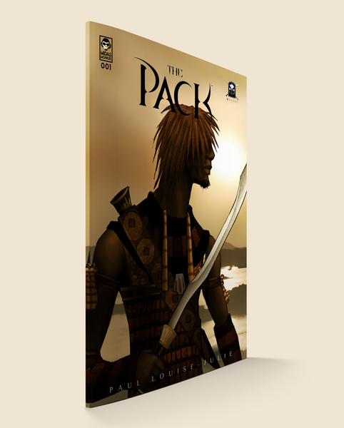 The Pack 01 - Print