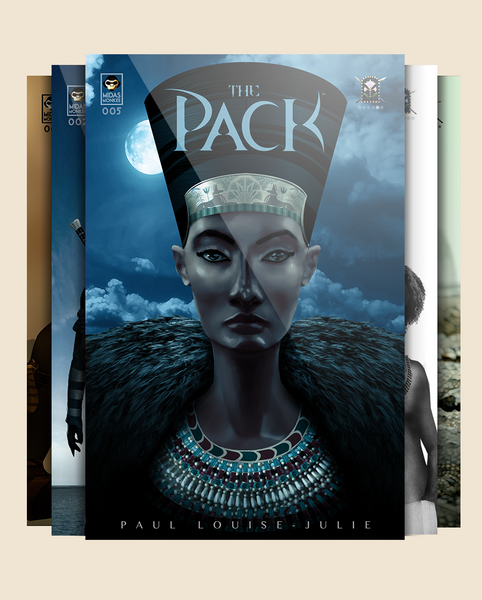 The Pack Subscription 1-6