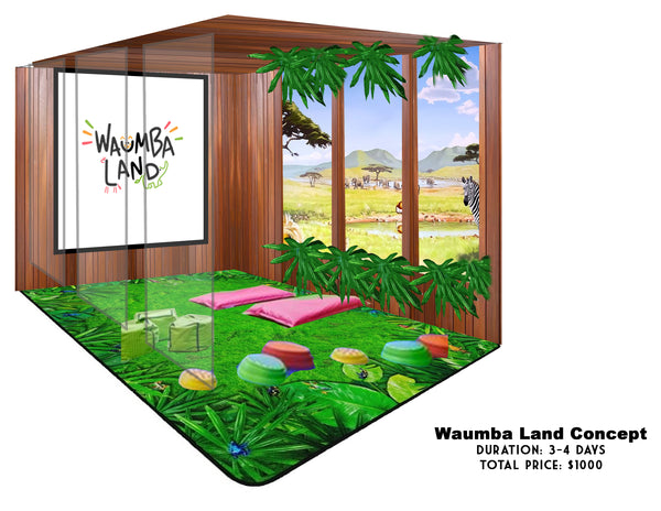Waumba Land Deco