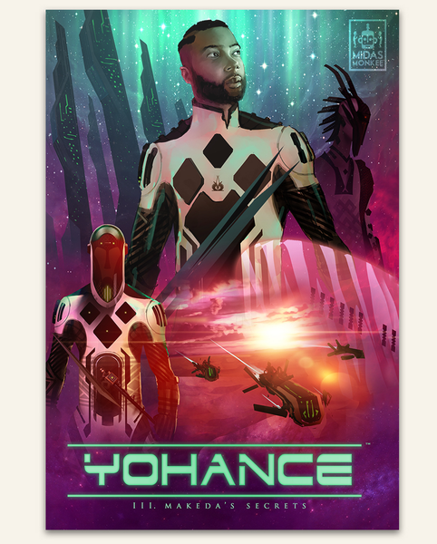 Yohance Vol. 3: Makeda's Secrets
