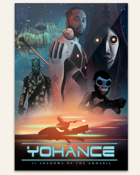 Yohance Vol. 2: Shadows of the Annakil