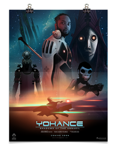 Yohance: Shadows Of The Annakil Poster
