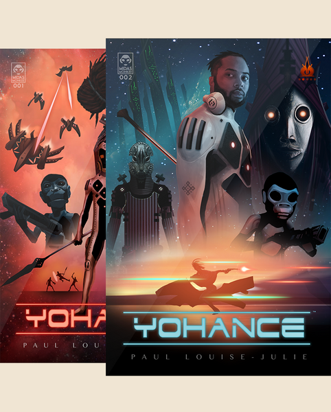 Yohance 1-2 Bundle