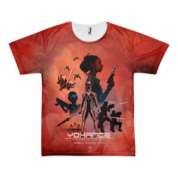 Yohance All-Over T-Shirt