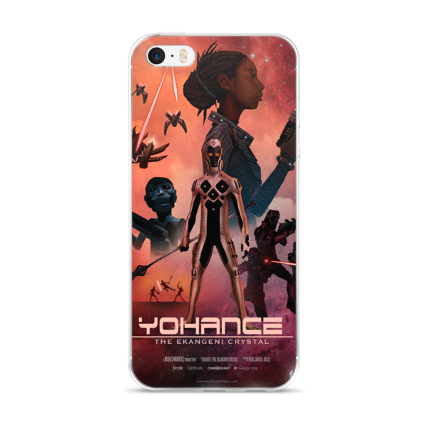 Yohance & The Ekangeni Crystal iPhone case