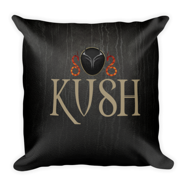 Kush Crest Pillow