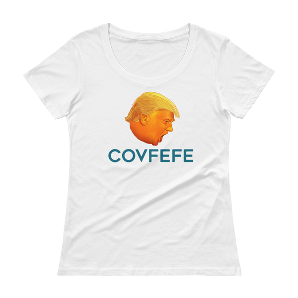 Drumpf Covfefe Ladies' T-Shirt