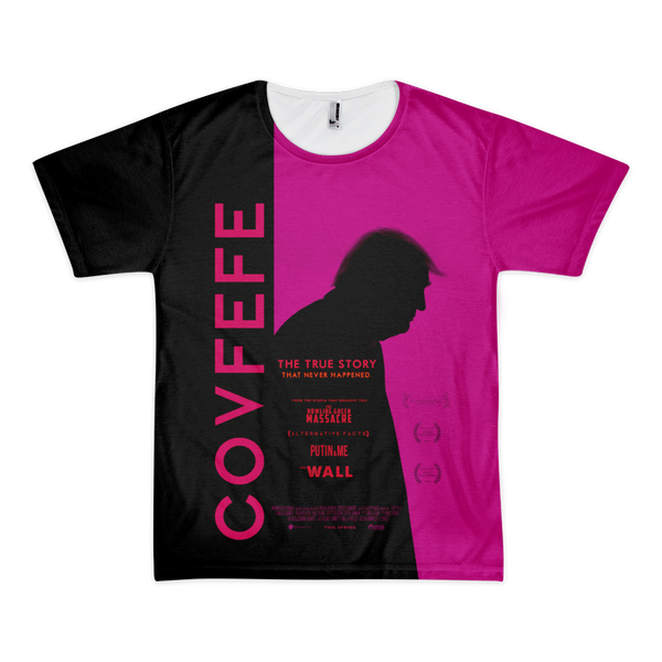 Covfefe All-Over T-Shirt