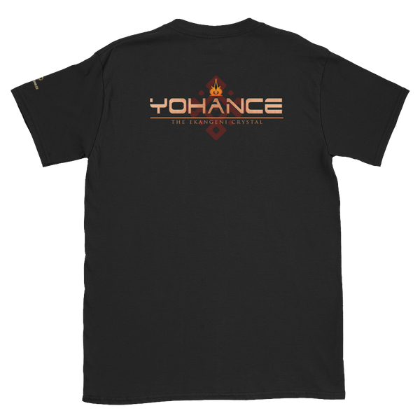 Yohance Mask T-Shirt