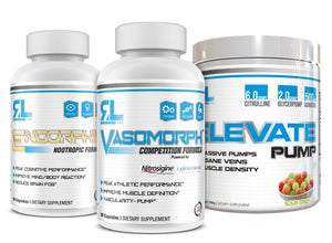 RELENTLESS STACK: ELEVATE X ENDORPHIN X VASOMORPH