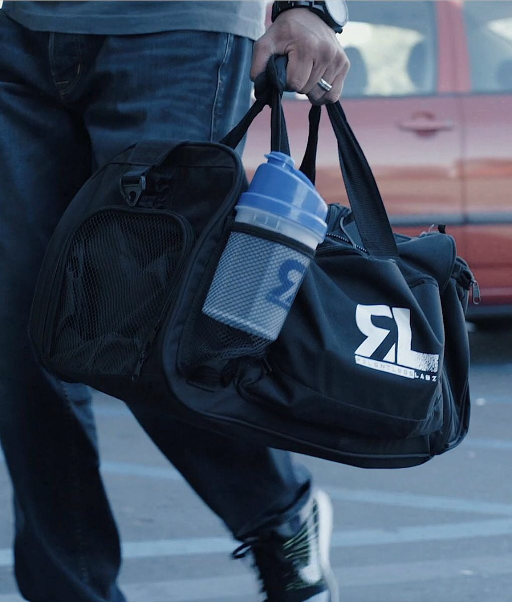 Relentless Labz: Gym Bag