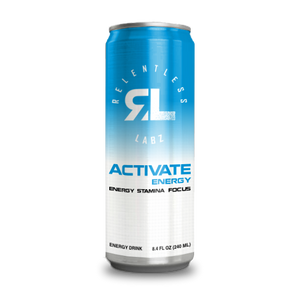 Relentless Labz: ACTIVATE ENERGY