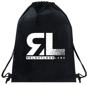Relentless Labz: Drawstring Bag