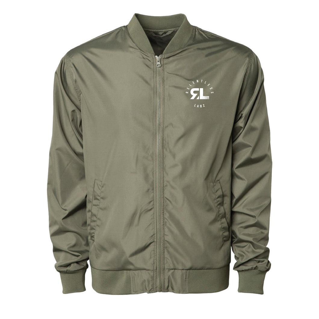 Relentless Labz: Bomber Jacket
