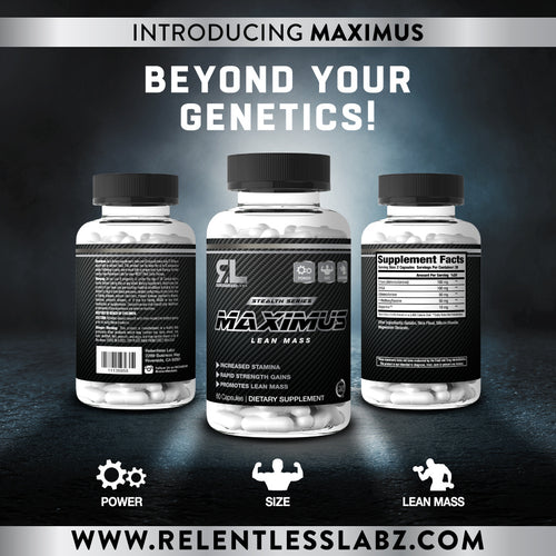 Relentless Labz: Maximus