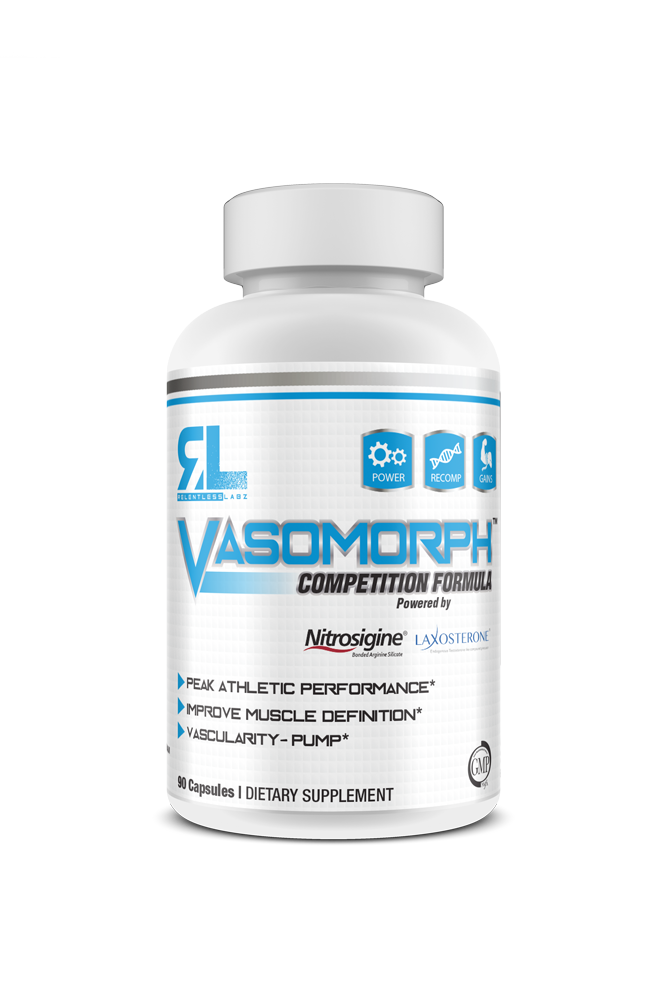 Relentless Labz: Vasomorph