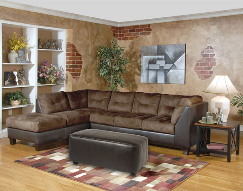 Hughes 2550 2 PCS Sectional
