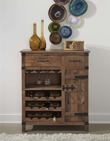 Coast to Coast 44620 Wine Cabinet